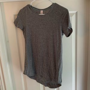 Gray ivivva short sleeve